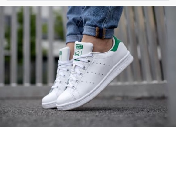 Adidas zapatos Brand New in Box Stan Smith SZ 85 poshmark